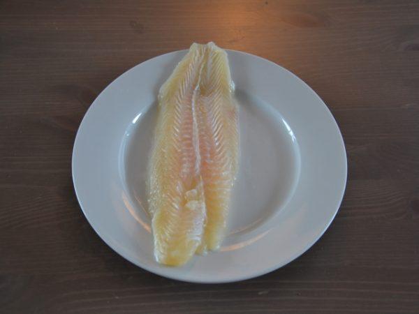 Pangasiusfilet (rauw) (1kg, 800gr netto, 4stuks)