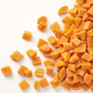 Zoete Aardappel blokjes (kant-en-klaar) (2,5kg)-2097