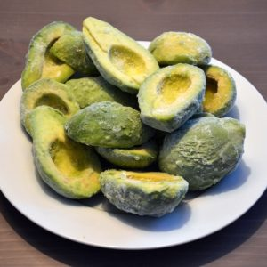Avocado helften (kant-en-klaar) (1kg netto)