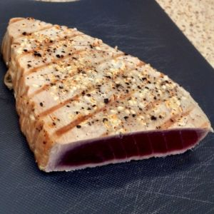 Tonijnsteak (rauw) (1kg, 900 gr. netto, 5 stuks)-2063