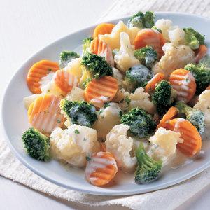 Broccolimix met kruidensaus (kant-en-klaar) (750gr)