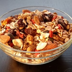 Superfood Muesli (2 x 500gr) 1kg