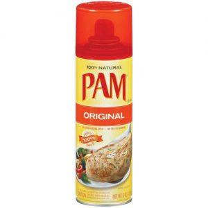 Sample PAM Cooking Spray - Original