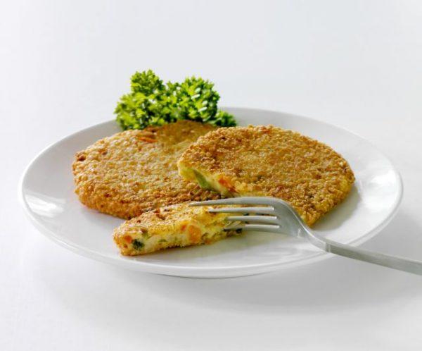 Carb-groente burgers (1kg) (10 x 100gr)-0