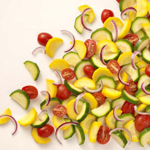 Zucchini Mix (voorgekookt) (2,5kg)-0