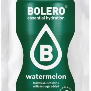 Bolero Watermelon (aanmaakpoeder voor 1,5L water)-0