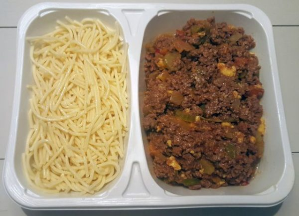 High Protein Meal Spaghetti Bolognese Groot (650gr)-1569