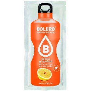 Bolero Yellow grapefruit (aanmaakpoeder voor 1,5L water)-0