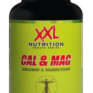 Calcium & Magnesium, 120 caps -0