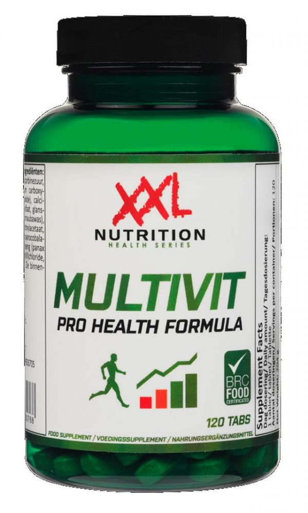 Multivit, 120 tabs -0