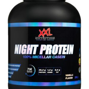 Night Protein, 2000 gram (plus gratis shakebeker)-0