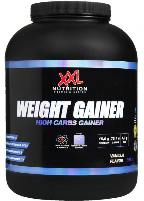 Weight Gainer, 2500 gram-0