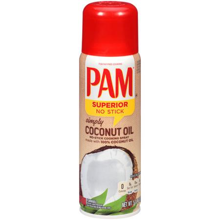 PAM Cooking Spray - Coconut Oil-0
