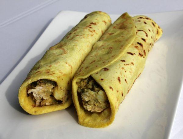 High Protein Roti rollen (2 maaltijden)-1606