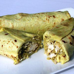 High Protein Roti rollen (2 maaltijden)-0