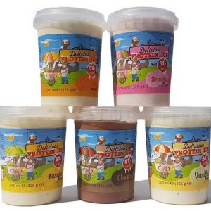 Combo Deal Delicious Protein Ice: 3 - 5 pack -0