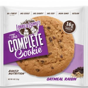 Protein Cookie Lenny & Larry's - The Oatmeal Raisin (16gr eiwit, 8gr vezels)-0