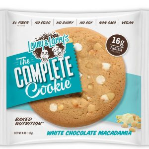 Protein Cookie Lenny & Larry's - White Chocolate Macadamia (16gr eiwit, 8gr vezels)-0