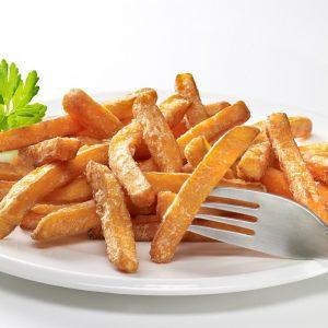 Zoete Aardappel Friet (2kg)-0
