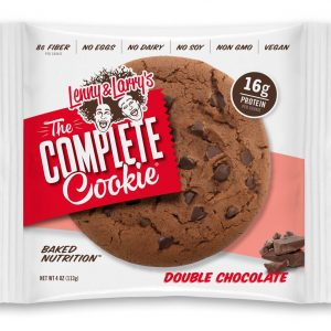 Protein Cookie Lenny & Larry's - Double Chocolate (16gr eiwit, 8gr vezels)-0