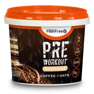 Pre-workout Porridge (Coffee, havermout en meer)-0