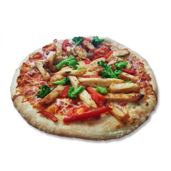 ***VERNIEUWD*** High Protein Pizza - Pollo (48,6 gram eiwit)-0