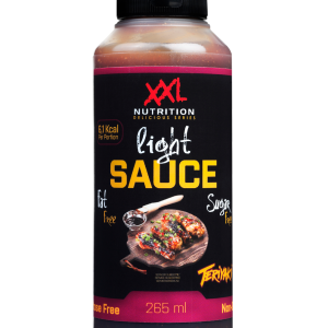 Light Saus Teriyaki - XXL Nutrition-0
