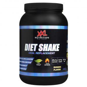 Diet Shake 1000gr - Maaltijd vervanger (plus gratis shakebeker)-0