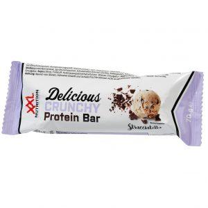 Delicious Crunchy Protein Bar - Stracciatella-0