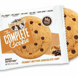 Protein Cookie Lenny & Larry - Peanut Butter Chocolate Chip (16gr Eiwit, 8gr Eiwit)-0