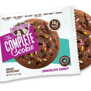 Protein Cookie Lenny & Larry Chocolate Donut (16gr Eiwit, 8gr Vezels)-0