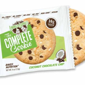 Protein Cookie Lenny & Larry Coconut Chocolate Chip (16gr Eiwit, 8gr Vezels)-0