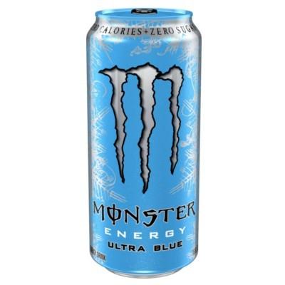 Monster Ultra Blue (15kcal per 500ml!)-0
