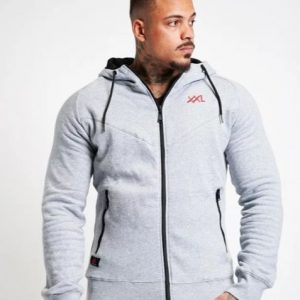 AESTHETIC JACKET GRIJS XXL NUTRITION-0