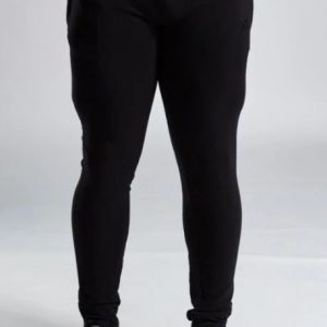STRETCH JOGGER ZWART XXL NUTRITION-0
