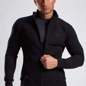 STRETCH JACKET ZWART XXL NUTRITION-0