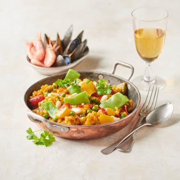 Paella style mix (kant-en-klaar) (1kg)-57082