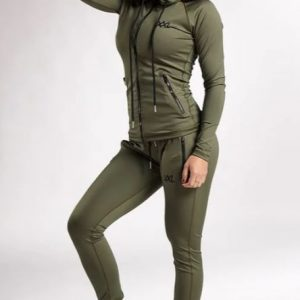 SLEEK TRAININGSPAK XXL NUTRITION - ARMY GREEN-0