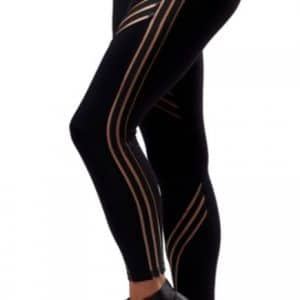 LEGGING XTREME XXL NUTRITION - BLACK-0